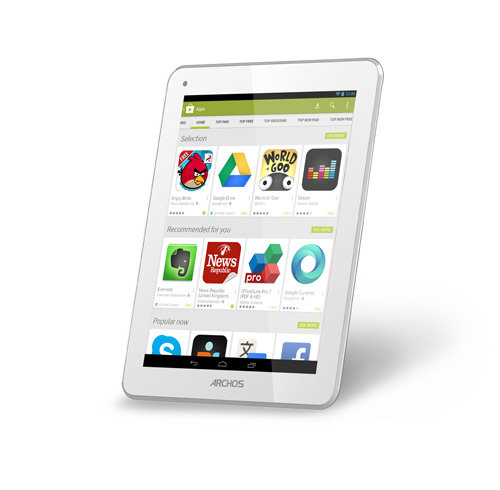 ARCHOS 80b Platinum - Pure Android Jelly Bean with Google Play