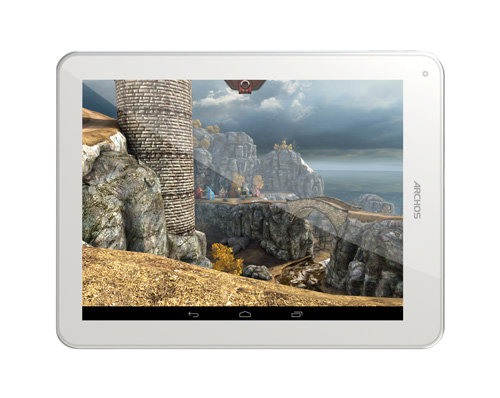 ARCHOS 97b Platinum - Powerful processor