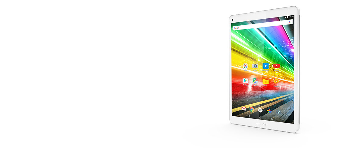ARCHOS 97c Platinum - processor