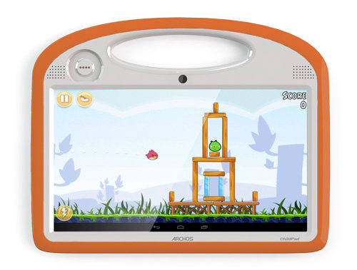 ARCHOS 101 ChildPad - Great games