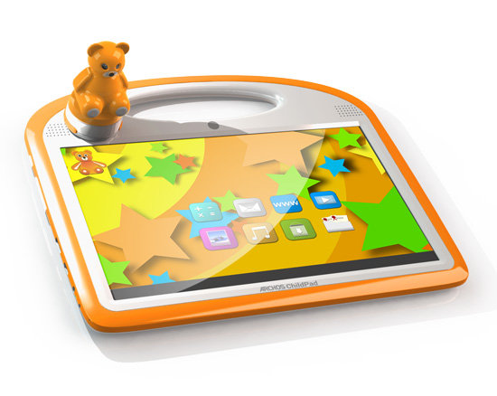 ARCHOS 101 ChildPad - Designed for kids