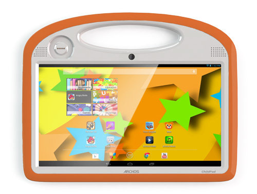 ARCHOS 101 ChildPad - Pure Android Jelly Bean with Google Play