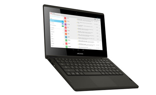 ARCHOS ArcBook - Full Keyboard and trackpad