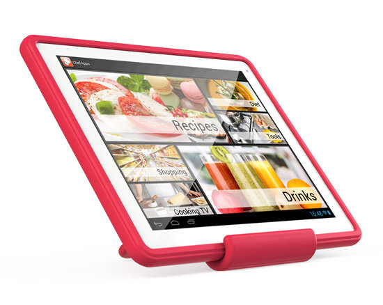 ARCHOS ChefPad - Thousands of cooking apps