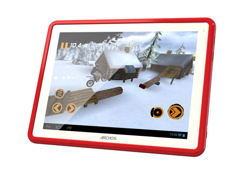 ARCHOS ChefPad - Powerful graphics