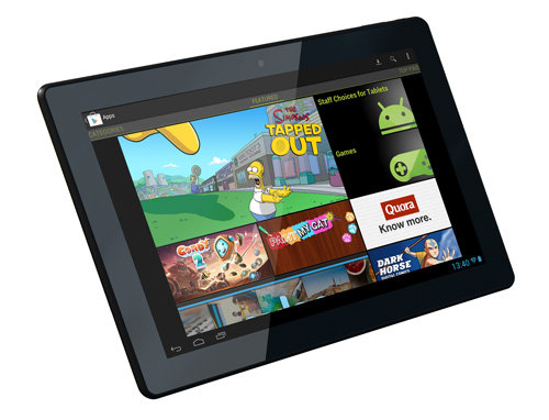 ARCHOS FamilyPad 2 - Pure Android Jelly Bean with Google Play