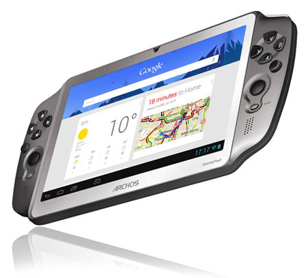 ARCHOS Gamepad - Certified Android Jelly Bean
