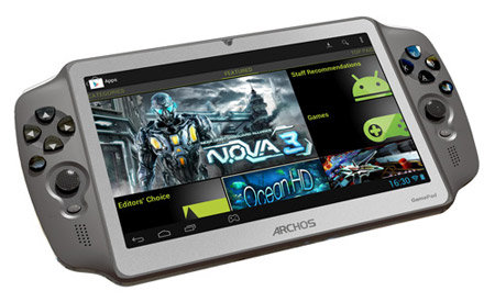 ARCHOS Gamepad - Full access to Google Play