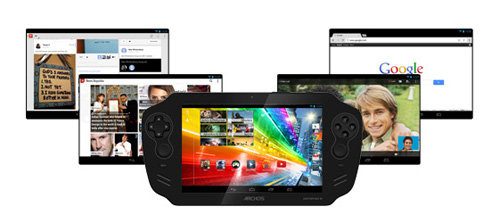 ARCHOS Gamepad 2 - Android 4.2 'Jelly Bean'