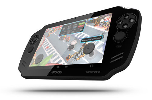 ARCHOS Gamepad 2 - The ARCHOS Game Mapping Tool  - play anything
