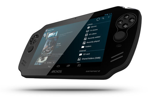 ARCHOS Gamepad 2 - A better multimedia experience