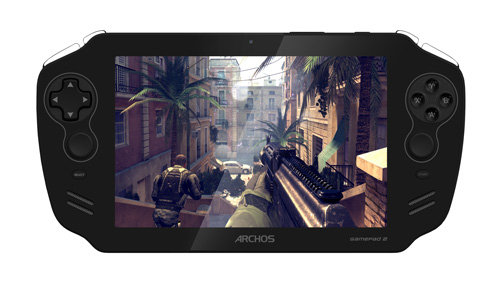 ARCHOS Gamepad 2 - Powerful Processor – play amazing 3D games