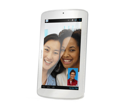ARCHOS 70 Titanium - Video calling