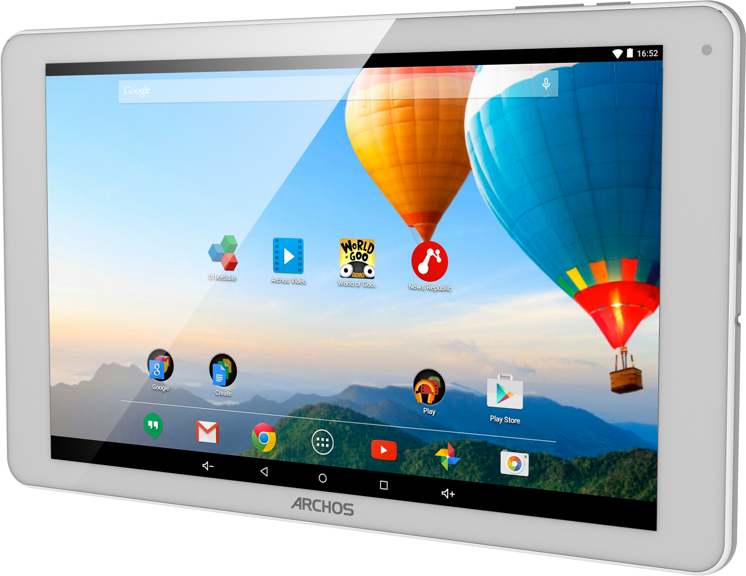 Archos 101b Xenon Tablets Overview