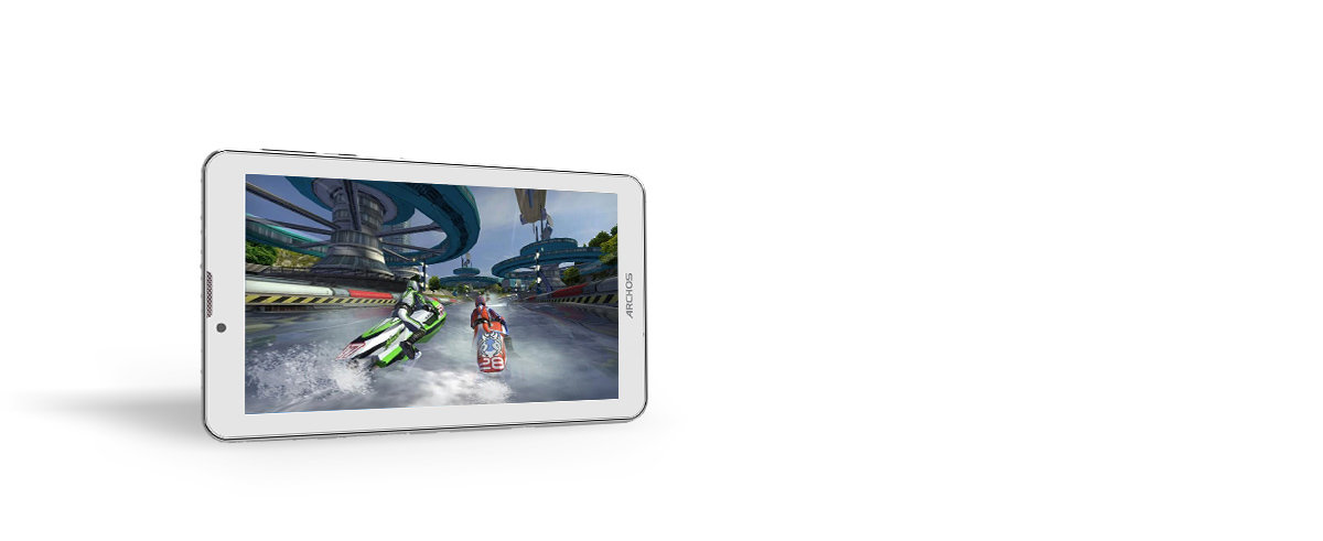 ARCHOS 70 Xenon Color - processor