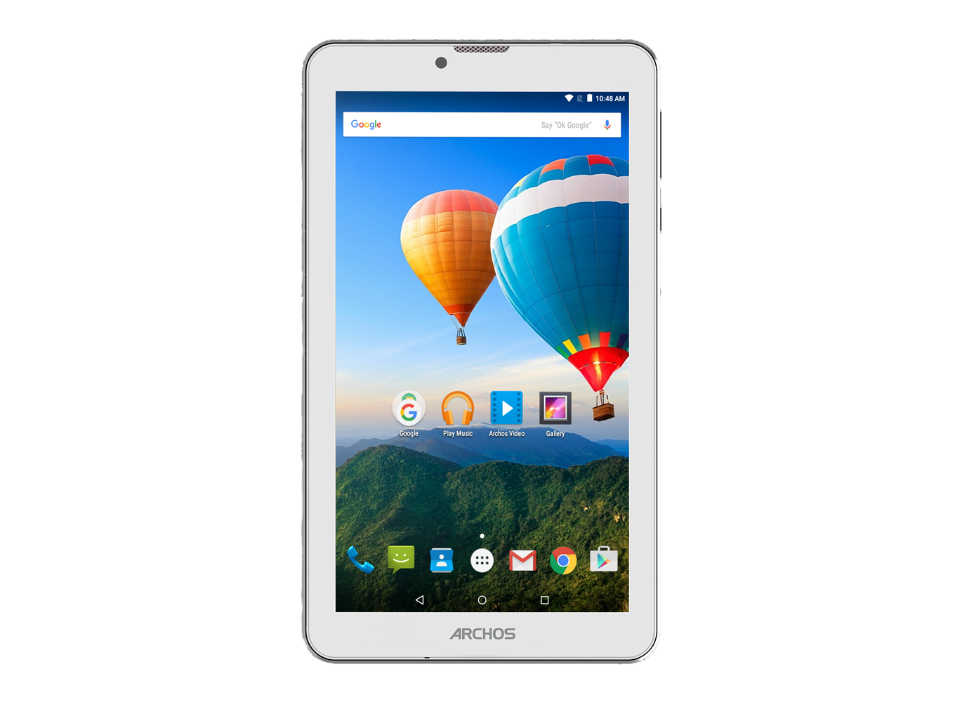 Archos 70 Xenon Color Tablets Overview