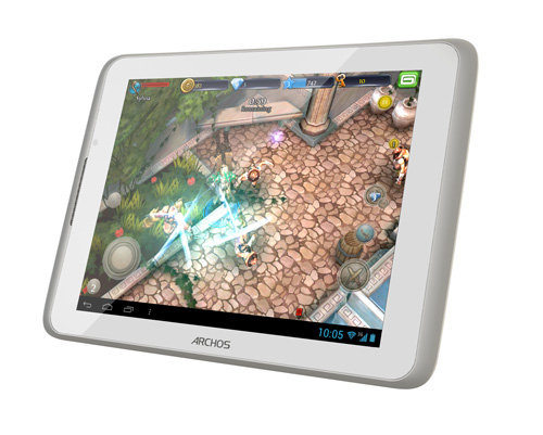 ARCHOS 80 Xenon - Powerful processor