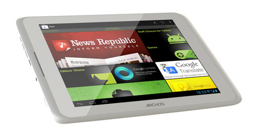 ARCHOS 80 Xenon - Pure Android Jelly Bean with Google Play
