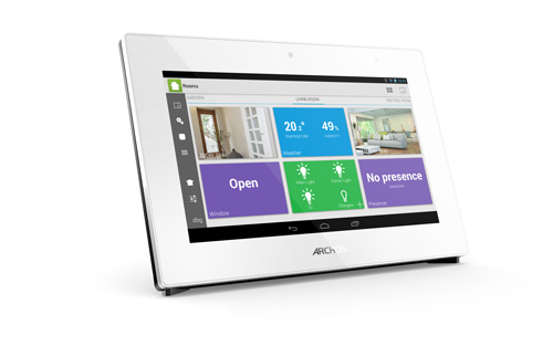 ARCHOS Smart Home - The Smart Home Tablet – your Gateway to the Smart Home