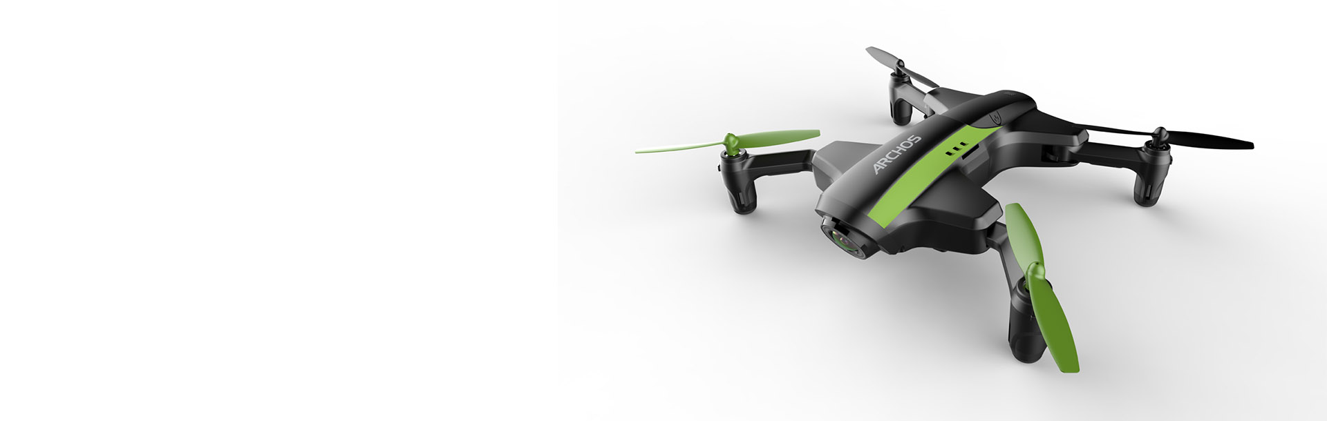 ARCHOS Drone VR - flight