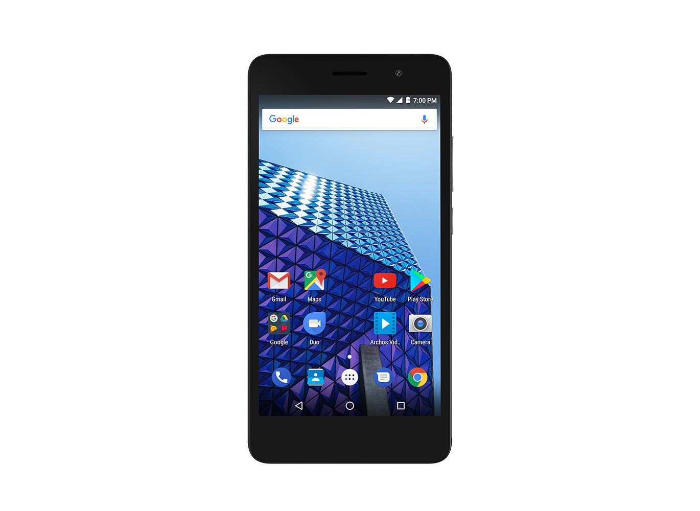 Archos access 50 3g, smartphones overview.