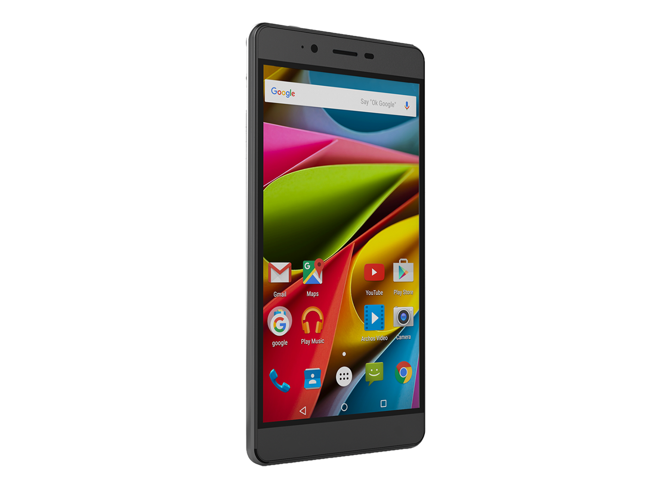 archos 55 cobalt plus smartphones description. Black Bedroom Furniture Sets. Home Design Ideas
