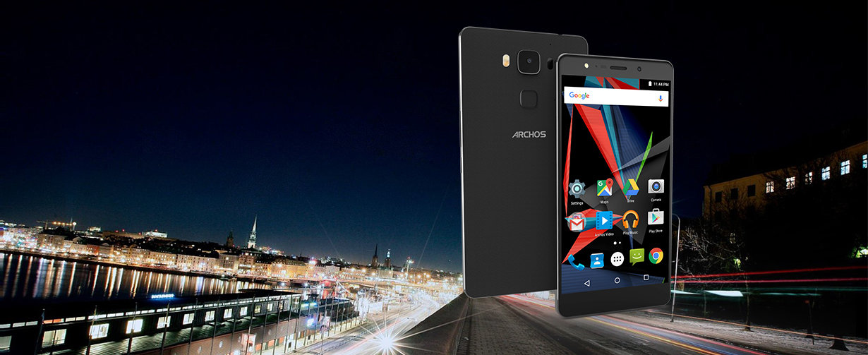 ARCHOS Diamond 2 Plus - power