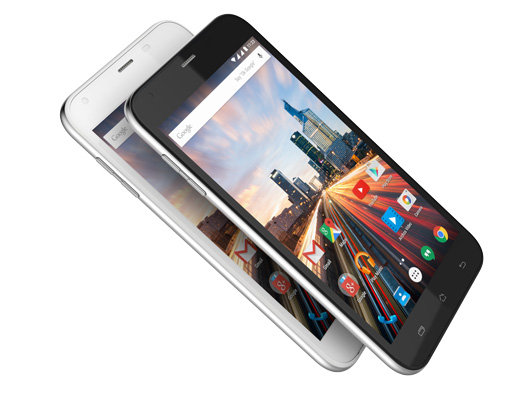 ARCHOS 55 Helium Plus 4G - design