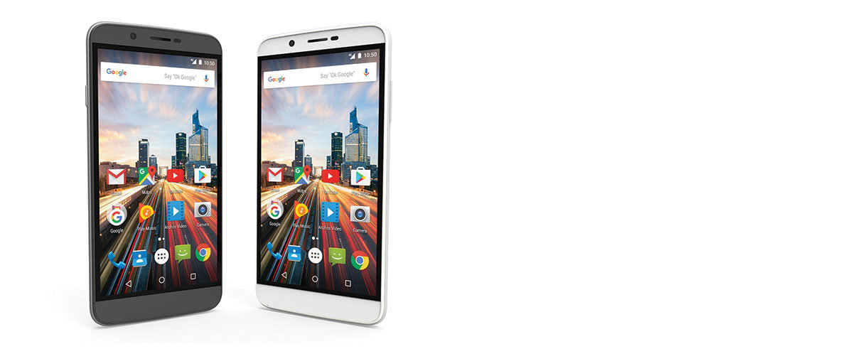 ARCHOS 55 Helium Ultra - versions