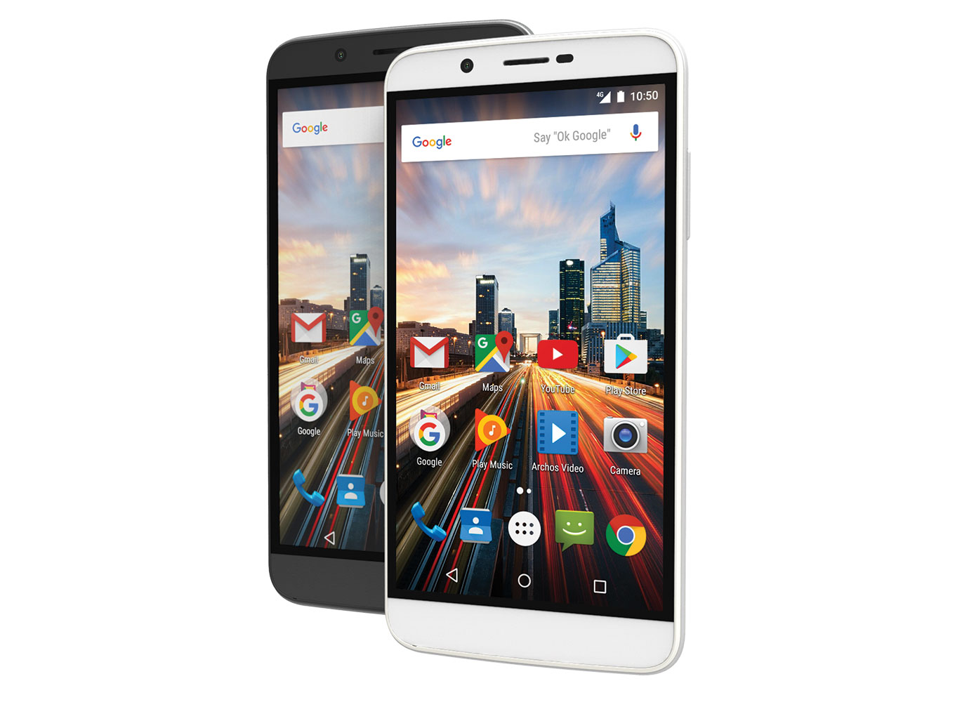 archos 55 helium ultra smartphones overview. Black Bedroom Furniture Sets. Home Design Ideas