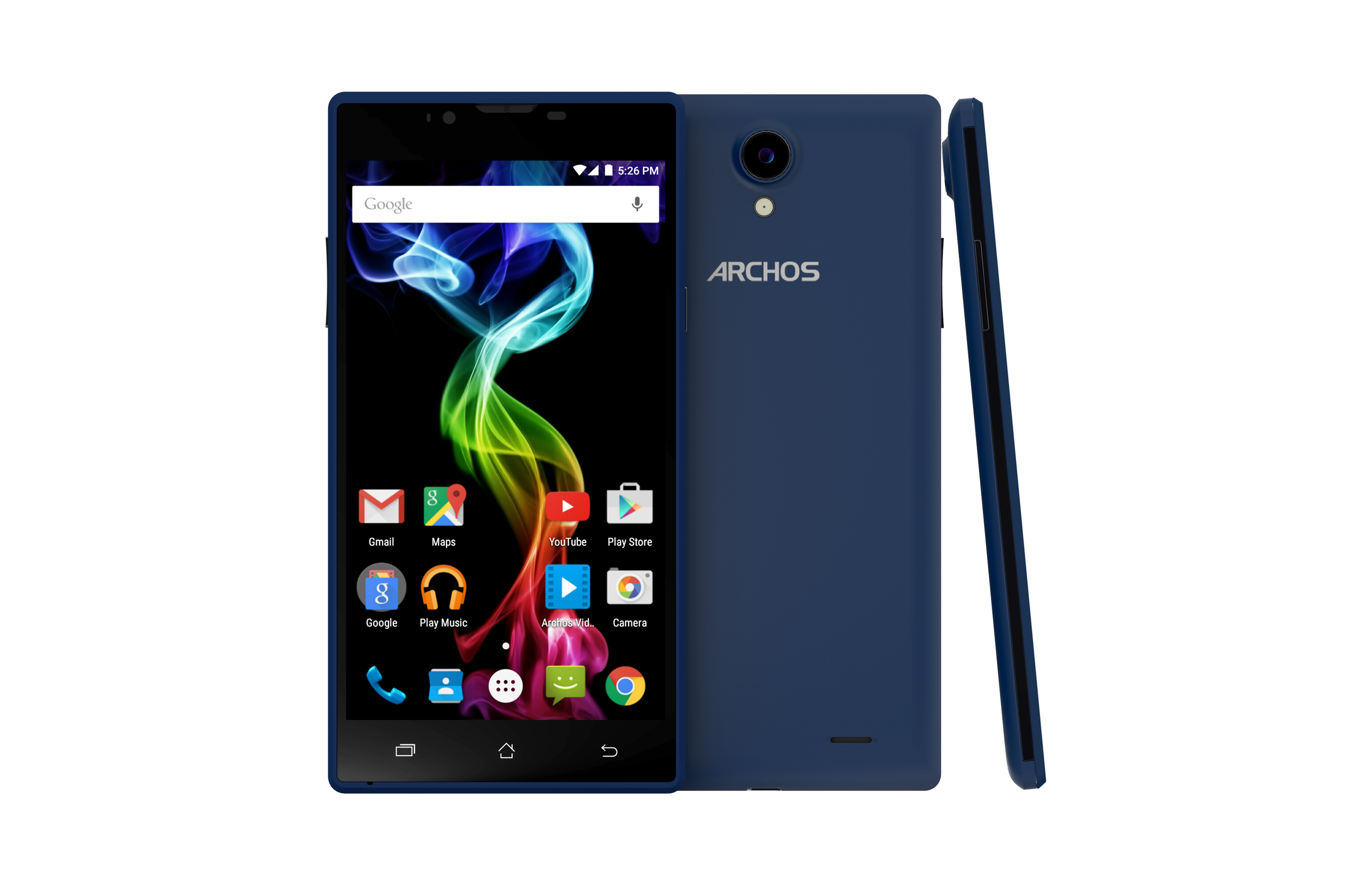 archos 55 platinum smartphones description. Black Bedroom Furniture Sets. Home Design Ideas
