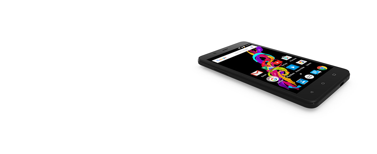 ARCHOS 50 Titanium 4G - screen