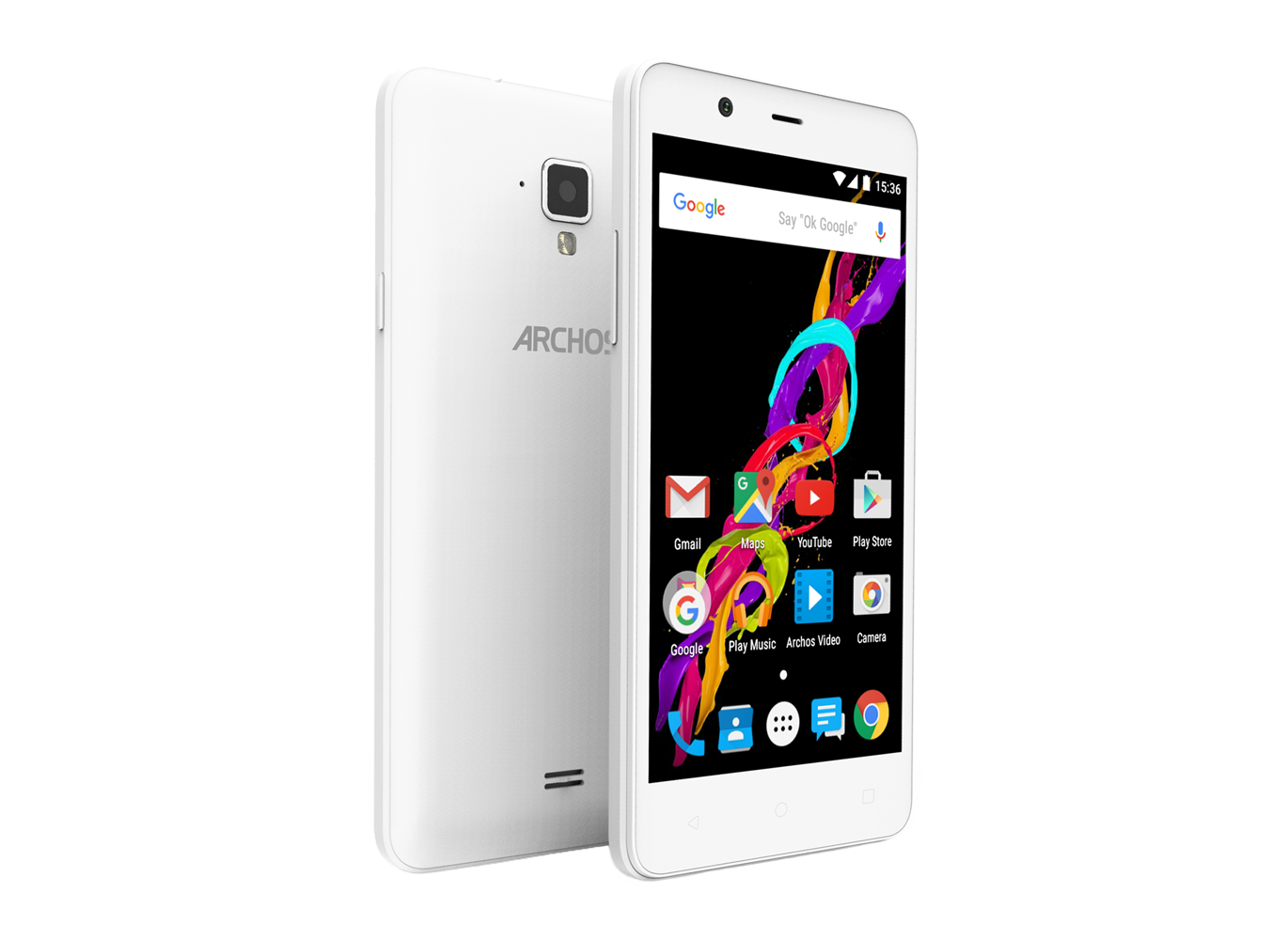 archos 50 titanium 4g smartphones description. Black Bedroom Furniture Sets. Home Design Ideas