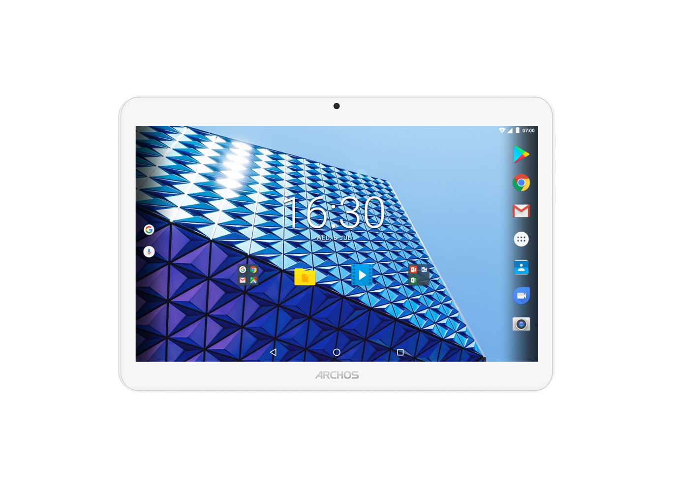 ARCHOS Access 101 3G V2, Tablets - Overview