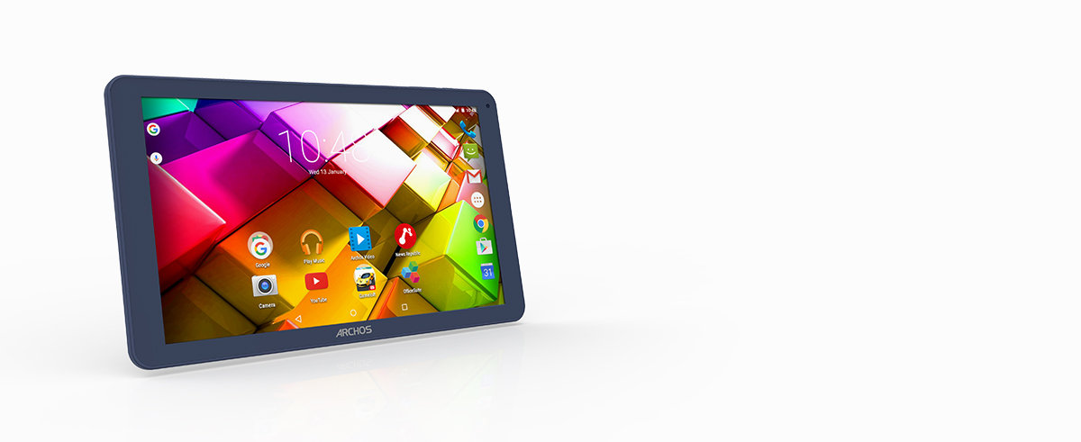 ARCHOS 101c Copper - screen