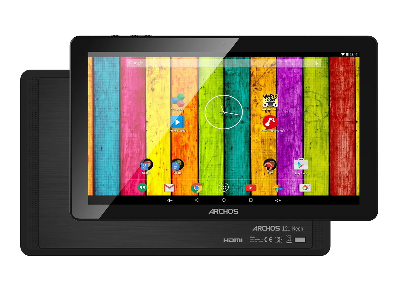 ARCHOS 121 Neon, Tablets - Overview
