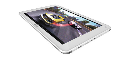 ARCHOS 101c Platinum - processor