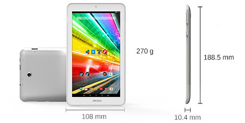 Archos 70 Drivers for Windows