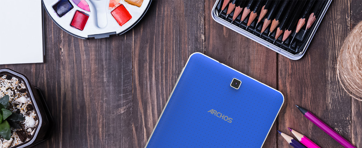 ARCHOS 70 Xenon Color - color