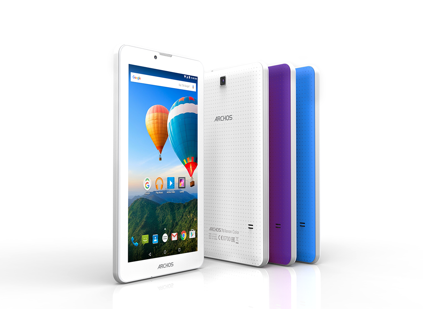 Archos 70 internet tablet инструкция